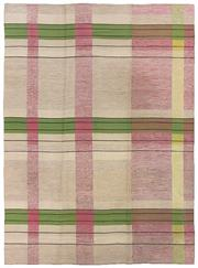 Sale 8725C - Lot 89 - An Afghan Deco Inspired Flatweave, Hand-knotted Wool, 321x232cm, RRP $3,890
