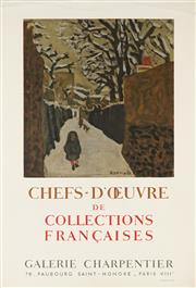 Sale 8794A - Lot 5096 - After Pierre Bonnard (1867 - 1947) - Chefs DOeuvre de Collections Francaises, 1962 75.5 x 51cm