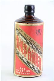 Sale 8849P - Lot 624 - A Bottle of Moutai Tang Wine Dated 1976 (H:20cm)