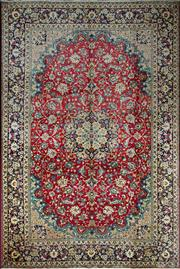Sale 8360C - Lot 63 - Persian Kashan 415cm x 290cm