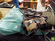 Sale 8464 - Lot 2281 - Assorted Handbags incl Bags Marked Vittorio, Chloe & Chanel