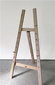 Sale 9063 - Lot 1025 - Large Timber Easel (H164cm)