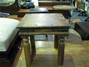 Sale 7937A - Lot 1103A - Rustic Occassional table