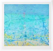 Sale 8374 - Lot 548 - John Olsen (1928 - ) - Rose Fingered Dawn, 2010 77 x 82cm (frame size 93 x 97cm)