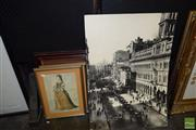 Sale 8497 - Lot 2055 - Group of Assorted Prints incl Large Martin Place Photo (5)