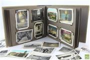 Sale 8540 - Lot 208 - Photo Album mostly of WWII in Middle East