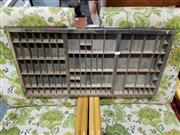 Sale 8760 - Lot 1041 - Printers Tray