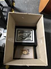 Sale 8797 - Lot 2191 - Group of (4) original works on paper by Various Artists, plus Japanese Decorative Print (5)