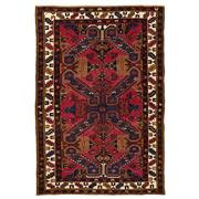 Sale 8860C - Lot 1 - An Antique Caucasian Seychour Rug, Crica 1930, in Handspun Wool 190x130cm