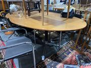 Sale 8876 - Lot 1083 - Eames Style Boardroom Table