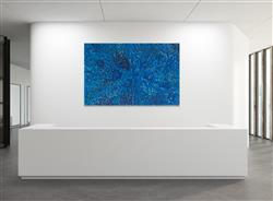 Sale 9092A - Lot 5024 - Amy Stafford - Bush Medicine 133 x 203 cm (stretched and ready to hang)