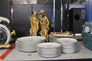 Sale 8189 - Lot 2126 - Noritake Dinner Wares with Other Sundries incl. Chinese Composition Figures