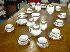 Sale 7360 - Lot 78 - A 20TH CENTURY JAPANESE 43 PIECE EGGSHELL TEA SET