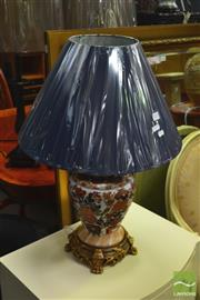 Sale 8328 - Lot 1033 - Pair of Monaro Monarchs Collection Table Lamps (4408)