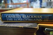 Sale 8497 - Lot 2374 - Amadio, Nadine Charles Blackman: The Lost Domains, pub. Reed, in slip cover