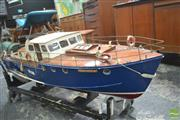 Sale 8338 - Lot 1075 - Large Model Ship on Trolley