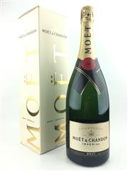 Sale 8571 - Lot 779 - 1x NV Moet et Chandon Imperial Brut, Champagne - 1500ml magnum in box