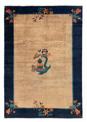 Sale 8760C - Lot 92 - A Hand Knotted Nepali 100%Wool Pile, 251 x 175cm