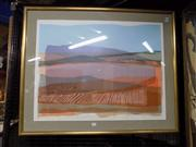 Sale 8429A - Lot 2102 - Gail English, Im Sorry About the Drought, screenprint, ed. 10/10, signed lower right