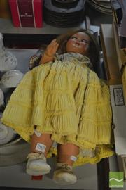 Sale 8405 - Lot 69 - Early Doll