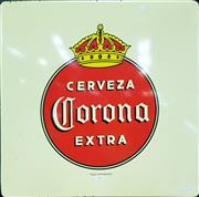 Sale 8661 - Lot 1067 - Mexican Painted Corona Sign