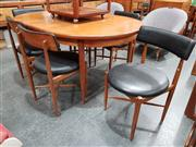 Sale 8801 - Lot 1062 - Quality G Plan Teak Table and 6 Chairs