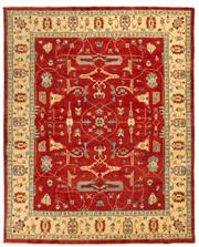 Sale 8715C - Lot 40 - An Afghan Chobi (Natural Dyes) Hand Spun Wool The Rug Is Most Suitable To Australian Interior, 301 x 239cm