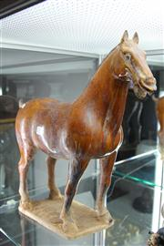 Sale 8160 - Lot 40 - Sancai Horse