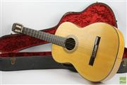 Sale 8496 - Lot 8 - Aria Acoustic Guitar in Case