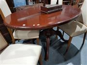Sale 8760 - Lot 1059 - Timber Loo Table