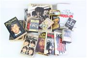 Sale 8823M - Lot 72 - Collection Of Beatles Memorabilia Incl Belt, Books And Tin