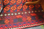 Sale 8289 - Lot 1031 - Persian Kilim (210 x 110cm)