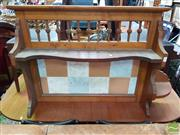Sale 8480 - Lot 1079 - Timber Over Mantle