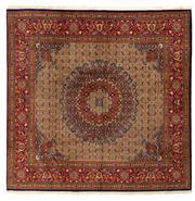Sale 8715C - Lot 75 - An Iranian Rug, Khorasan Region, Very Fine Wool And Silk Pile., 245 x 240cm