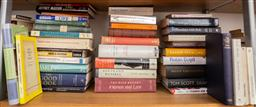 Sale 9160H - Lot 221 - A shelf lot of mostly American reads