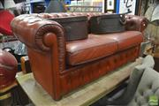 Sale 8326 - Lot 1199 - Chesterfield 2 Seater Lounge
