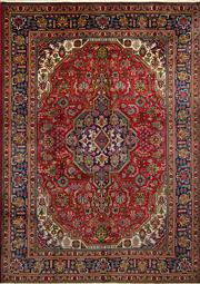 Sale 8360C - Lot 67 - Persian Mashad 340cm x 248cm