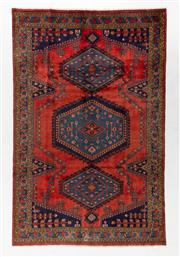Sale 8760C - Lot 54 - A Persian Wise 100% Wool Pile, 310 x 200cm