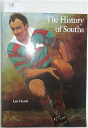 Sale 8418S - Lot 60 - 60 THE HISTORY OF SOUTHS by Ian Heads.