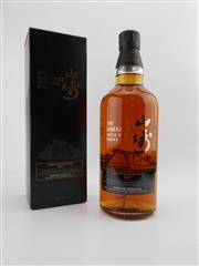 Sale 8531 - Lot 1952 - 1x Suntory Whisky The Yamazaki Distillery Single Malt Japanese Whisky - distillery only release, limited edition for 2017, in box