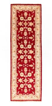 Sale 8790C - Lot 142 - An Afghan Chobi, Naturally Dyed In Hand Spun Wool, 250 x 80cm