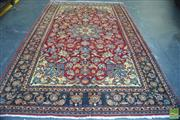 Sale 8371 - Lot 1032 - Persian Kashan (350 x 210cm)
