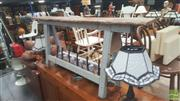 Sale 8424 - Lot 1065 - Rustic Bench