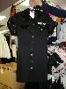 Sale 7490 - Lot 1295 - 2 BLACK SEXY POLICE COSTUMES WITH HATS