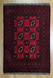 Sale 8665C - Lot 60 - Afghan Turkman 115cm x 80cm