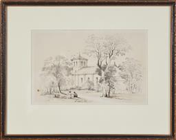Sale 9108H - Lot 28 - English school c.19th, a group of three engravings including landscapes and coastal scene, each frame size 29cm x 38.5cm