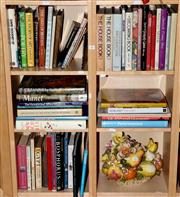 Sale 8080A - Lot 88 - Five bay loads of books mainly Art, Design and Travel