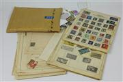 Sale 8432 - Lot 8 - Australian & Overseas Stamps in Albums & Sheets