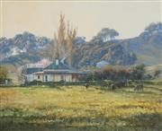 Sale 8838A - Lot 5012 - John Downton (1939 - ) - Favours of Spring, Marulan, N.S.W, 1988 34.5 x 44.5cm