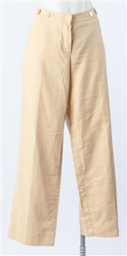 Sale 9003F - Lot 30 - A pair of Laurel slacks in tan,  Size 42